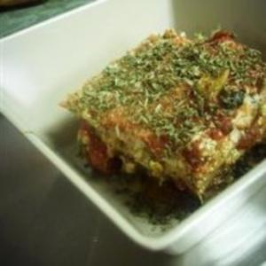 Receita de Lasanha Vegetariana com Tofu