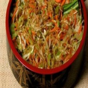 Receita de Legumes Orientais