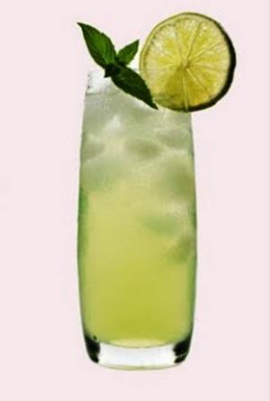 Receita de Lemon Squash