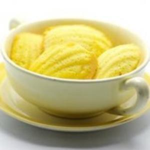 Receita de Madeleines de limão siciliano