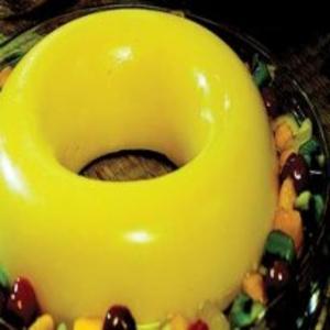 Receita de Manjar de Maracujá com Frutas em Calda
