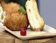 Manjar Frito Com Sorvete da Ana Maria