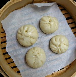 Receita de Pão Chinês No Vapor (Mantou)