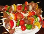 Marinada para espetinhos de carne