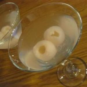 Receita de Martini de Lichia