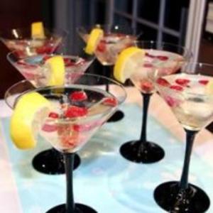 Receita de Martini de pêssego