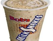 Milk Shake de Ovomaltine do Bob's