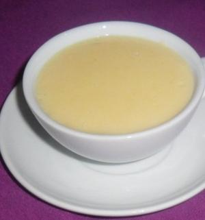 Receita de Mingau de Banana com Sagu