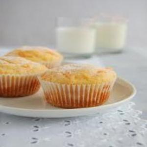 Receita de Mini Muffin de Cenoura