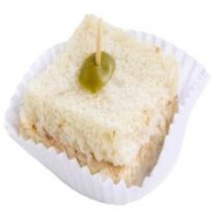 Receita de Mini Sanduíche de Atum