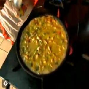 Receita de Moqueca de camarão com pimenta arriba saia do Fantástico