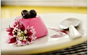 Receita de Mousse de Blueberry