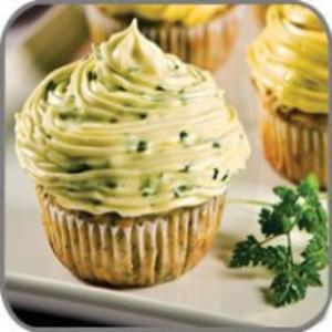 Receita de Muffin à Jardineira