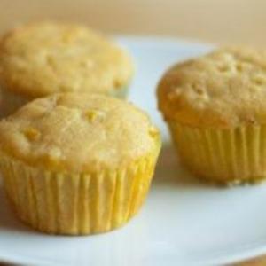 Receita de Muffin Doce de Milho Verde