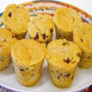 Receita de Muffin Salgado Delicioso