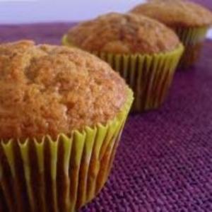 Receita de Muffins de banana com canela