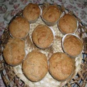 Receita de Muffins de canela e chocolate
