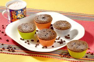 Receita de Muffins de Chocolate