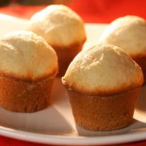Receita de Muffins de Coco