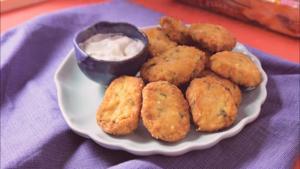 Receita de Nuggets de Frango