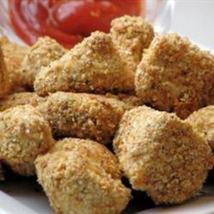 Receita de Nuggets de frango com ervas finas