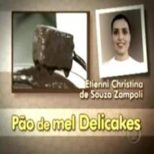 Receita de O Melhor Pão de Mel do Brasil (Delicakes)