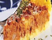 Omelete Assada de Arroz