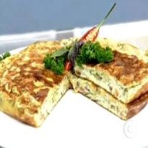 Receita de Omelete de Batata Frita da Ana Maria