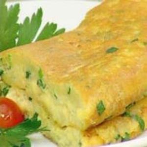 Receita de Omelete de Queijo