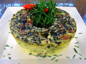 Receita de Omelete diferente
