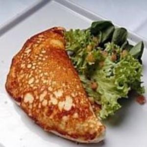 Receita de Omelete Suflê