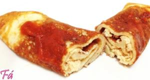 Receita de Panquecas Dukan (Sem Tolerados)