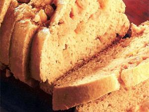 Receita de Pão de Abóbora com Passas