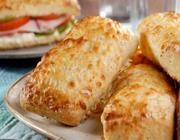 Pão de Batata com Cobertura de Queijo