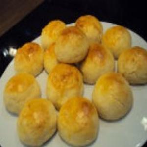 Receita de Pão de Batata Recheado do Edu Guedes