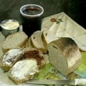 Receita de Pão de linho do Globo Rural