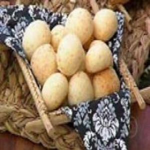 Receita de Pão de Queijo 4 Ingredientes do Mais Você