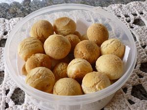 Receita de Pão de Queijo da Laura (da Gian Carla)