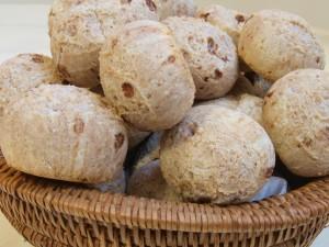 Receita de Pão de Queijo de Ovomaltine