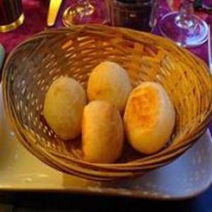 Receita de Pão de queijo mineirinho