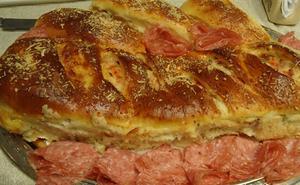 Receita de Pão de Salame