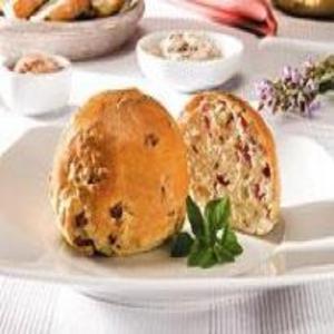 Receita de Pão de Salaminho
