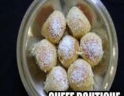 Pão doce de coco