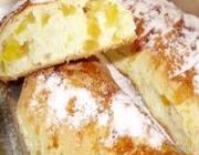 Pão doce de tomate desidratado