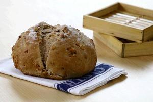 Receita de Pão Integral com Nozes