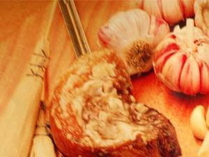 Receita de Pasta de Alho para Picanha
