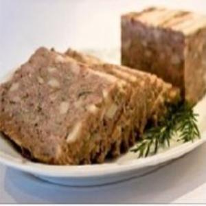 Receita de Patê de Figado de Porco