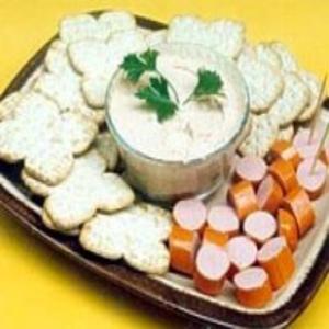 Receita de Patê de Salsicha com Queijo