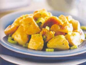 Receita de Peito de frango com figos