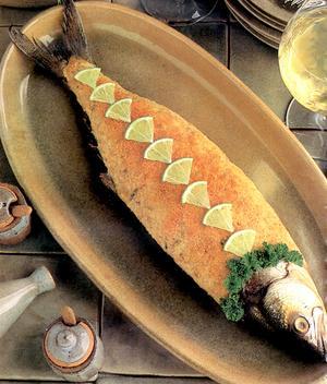 Receita de Peixe Aldrabão